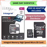 128GB Micro SD Card Class10 U3 for VODAFONE Smart Platinum7,Speed6,Ultra6,X9,V8