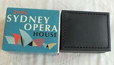 AUSTRALIA 2006 SYDNEY OPERA HOUSE $5 1/25oz  .9999 GOLD PROOF - complete