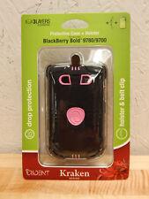Trident Kraken Protective Case + Holster BlackBerry Bold 9780/9700 Pink NEW