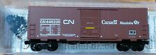 Micro-Trains Line #02400280 Canadian National #446220 40' Standard Boxcar w/Sing