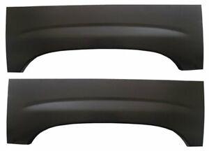 1999-2006 Chevy Silverado Rear Wheel Arch Bed Panels PAIR
