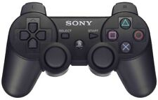 Official Sony PlayStation 3 Ps3 Dual Shock 3 Wireless Controller Black New