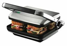 Sunbeam GR8450 Café Press Sandwich Maker - Silver