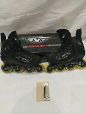 Missions Shooters Labeda Hockey Patins A Roulettes 4 Roues En Ligne taille 38