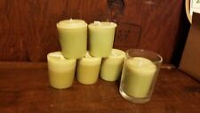 Real Bayberry Hand Poured Votives 6pk