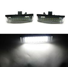 2pcs 6000K LED License Plate Lamp Light for Toyota Camry Lexus IS300 IS200 LS430