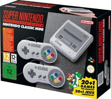 Nintendo clásico mini: Super Nintendo Entertainment System nuevo embalaje original