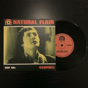 """NIC ARMSTRONG - NATURAL FLAIR (RARE 7"""" VINYL) ONE LITTLE INDIAN 432TP7"""