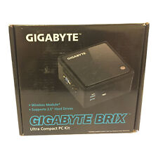Gigabyte Brix Ultra Compact Pc Kit GB-BACE-3000 - BWUP 1 DDR3L SO-DIMM