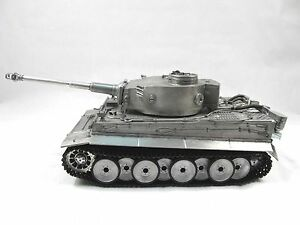 Mato 1/16 All Metal German Tiger I RC Tank RTR Infrared Metal Color Model 1220