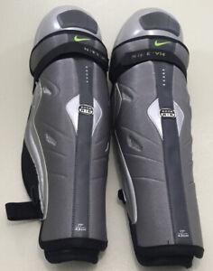 "NEW - Nike V14 Zoom Air - Hockey Shin Guards Senior 17"" / 43cm"