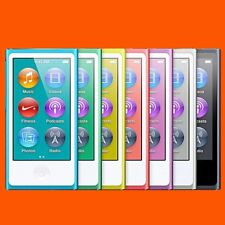 New! Apple iPod Nano 7th & 8th Generation 16GB /FREE/FAST SHIPPING - All Colors