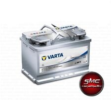 BATTERIA AUTO + DX VARTA PROFESSIONAL DUAL PURPOSE AGM 70AH 760A