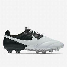 The Nike Premier SE UK 9 (EUR 44 Black White Leather 827140 011 New