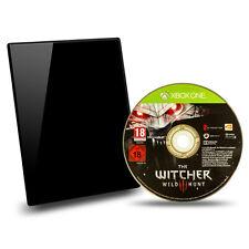 XBOX ONE JEU Witcher 3 SAUVAGE Hunt ( Age Minimum Recommandé 18)