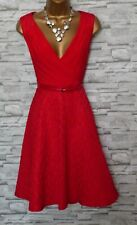Coast Red Occasion Dress size 12