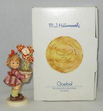 """Hummel 1st Issue Figurine """"BEST WISHES"""" Hum 540 Trademark 7 w/Original Box"""