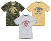 CORDON SPORT BERLIN Herren T-Shirt Oberteil Print OLE Logo rundhals kurzarm NEU