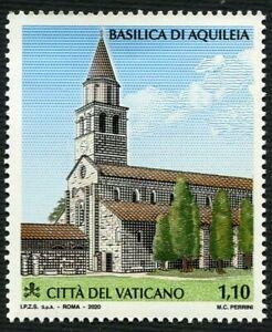 VATICANO 2020: Basilica di Aquileia