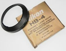 Nikon HB-4 Hood for AF 20mm f2.8 .......... MINT w/Box