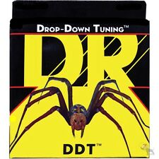 DR DDT-50 Drop Down Tuning Heavy Gauge 4-String Bass Guitar Strings (50-110)