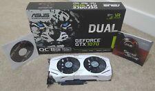 ASUS NVIDIA GTX 1070 Dual OC 8GB GDDR5 (VR Ready) (In-Warranty)