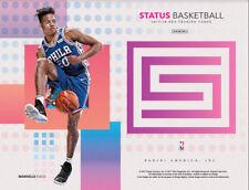 2017-18 Panini Status Basketball FACTORY SEALED Hobby Box Free S&H
