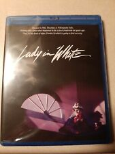 The Lady in White (Blu-ray Disc, 2016, 2-Disc Set)