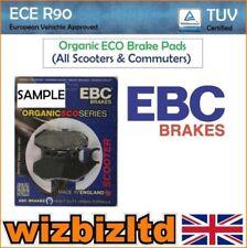 Frenos y componenentes de frenos EBC color principal plata para motos