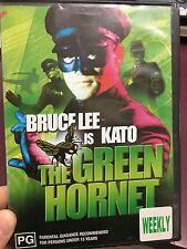 The Green Hornet ex-rental region 4 DVD (1974 Bruce Lee, Van Williams film) rare