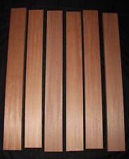 "African mahogany bass neck blanks. B grade  36 X 4 X 15/16"""