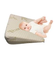 Baby Keilabsatz Anti Reflux Kolik Kissen Kissen Wiege Kinderbett 60x38cm 38x30cm