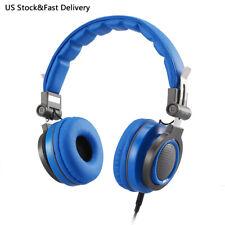 Agptek Kids Headphones Over Ear Headsets 85dB Volume Limited for Girl & Boy Blue
