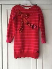 Debenhams Jasper Conran 6-7 Girls Jumper Dress.  Very Good Condition.