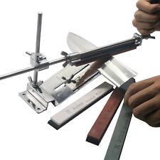 Professionelle Messerschleifer Messerschärfer mit 4 SCHLEIFSTEIN  DE