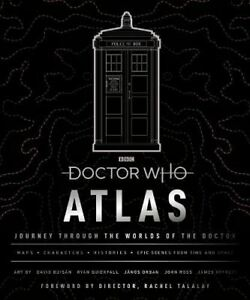 Doctor Who Atlas by Doctor Who