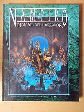 Libro de Rol,Vampiro Manual del Narrador,La Factoria