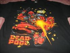 Marvel Dead Pool The Shirt Gets The Girls  Adult X  Large T-Shirt