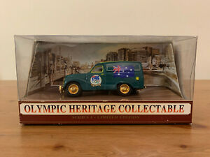 Matchbox Olympic Heritage Collectable Melbourne 1956