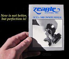 New Apeks & Zeagle Octo Plus Mk 2 Reg Part # 29, Ap #1708 Pbi Cover
