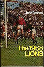 """THE 1968 LIONS"" by JOHN REASON RUGBY BOOK BRITISH LIONS TOUR 1968"