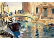 USA - DIY Paint by Number Kit Acrylic Oil Painting Home Decor - Venice