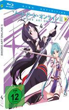 Sword Art Online - Staffel 2 - Vol.4 - Episoden 20-24 - Blu-Ray - NEU