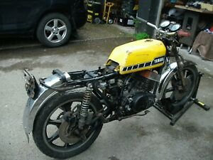Yamaha RD400C 1978 S Reg Historic tax matching numbers spares repair project