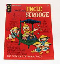 Walt Disney's Uncle Scrooge #64 - 1966 Comic Book Gold Key Comics