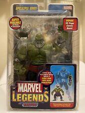Marvel Legends 6-Inch Maestro Hulk Figure In Mint Never Opened Toy biz