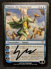*SIGNED* Tamiyo, the Moon Sage Avacyn Restored Magic the Gathering MTG