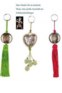 Orientalischer Schlüsselanhänger mit Quaste aus Marokko  Nr.23Q NEU
