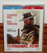 TU PERDONAS...YO NO EDICION ESPECIAL BLU-RAY+DVD NUEVO PRECINTADO (SIN ABRIR) R2