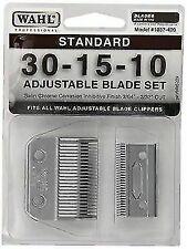 Wahl Professional Animal Standard Adjustable 30-15-10 Blade Set